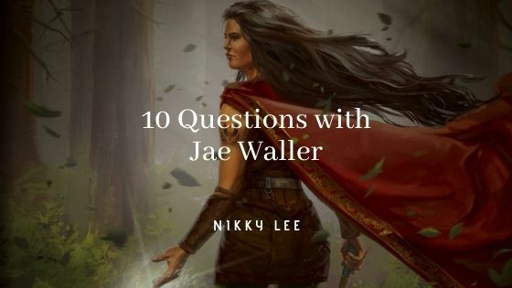 10 Questions with Jae Waller feature banner