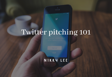Twitter pitching 101