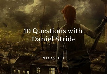 10 Questions with Daniel Stride