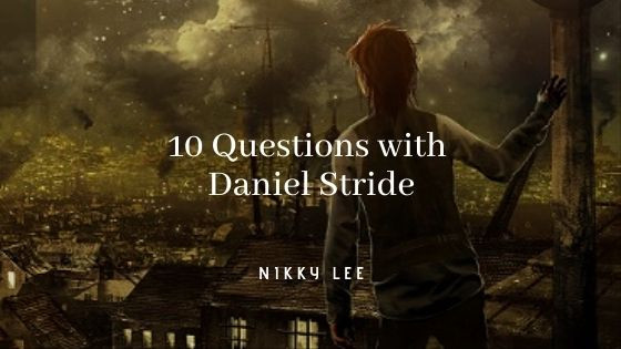 10 Questions with Daniel Stride banner image