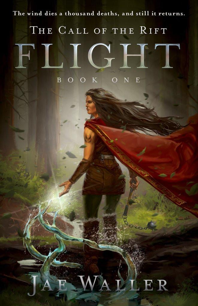 Flight by Jae Waller cover