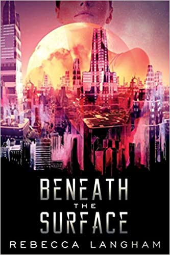Beneath the Surface by Rebecca Langham cover