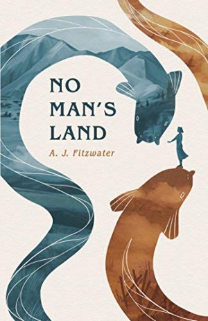 No Man's Land by A J Fitzwater cover