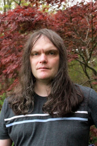 Daniel Stride author photo