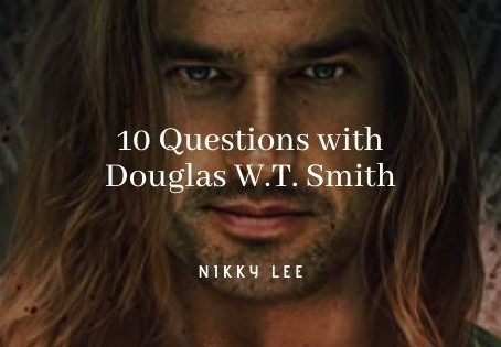 10 Questions with Douglas W.T. Smith