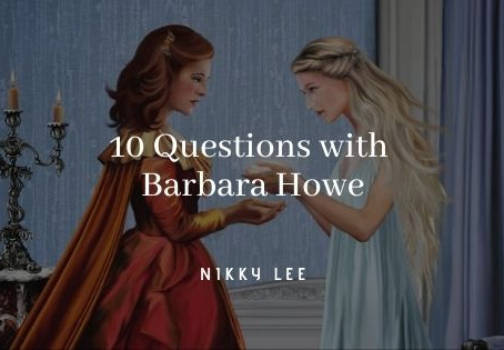 10 Questions with Barbara Howe