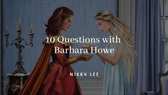 10 Questions with Barbara Howe banner image
