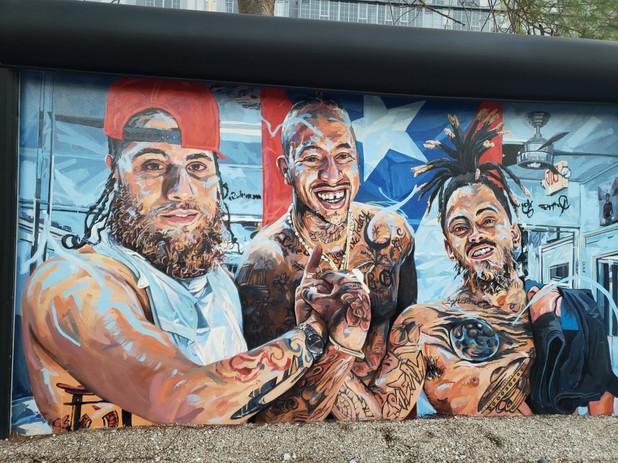 Wynwood Walls, Miami.