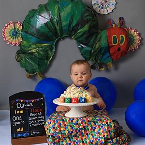 Dylan's Cake Smash & Splash