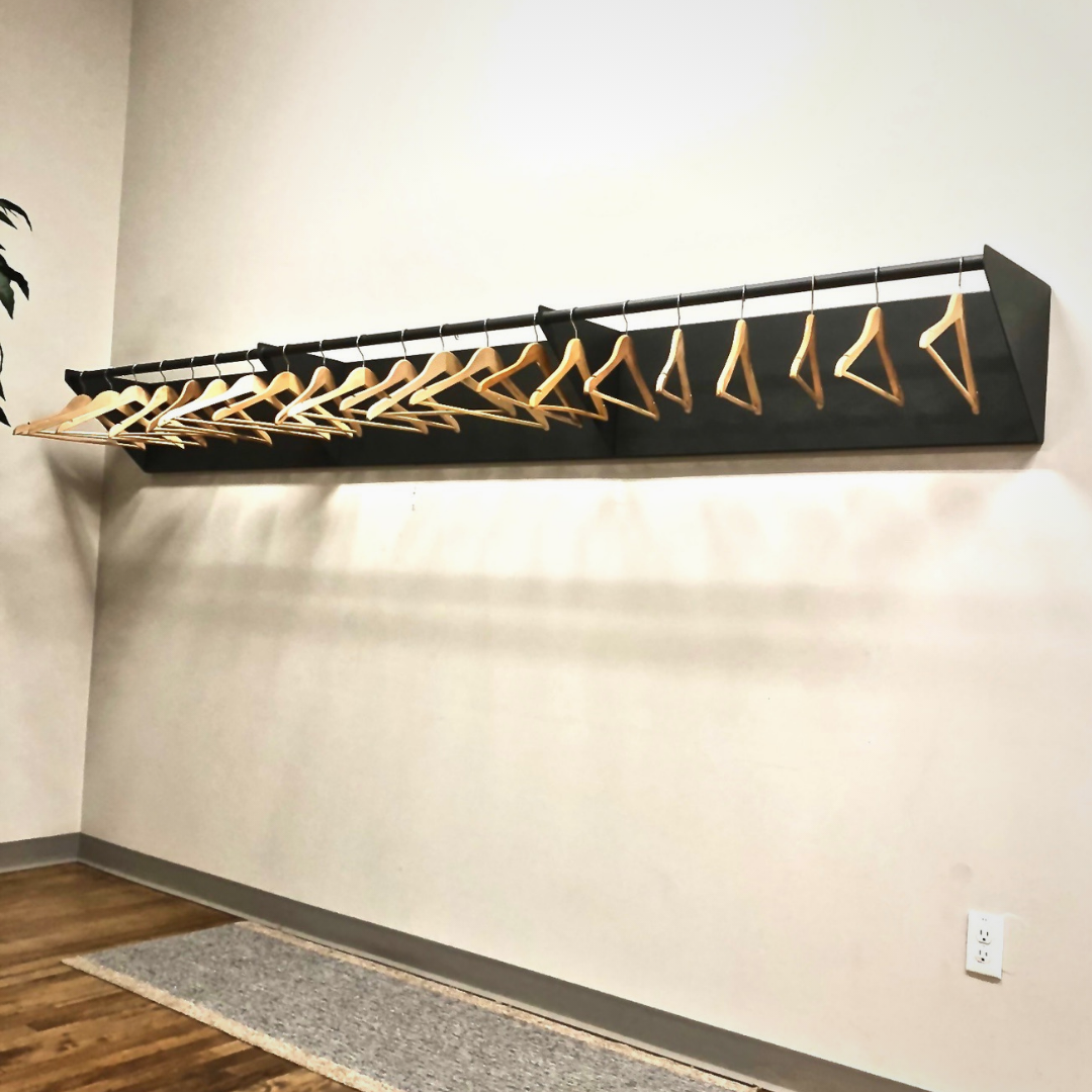 Coat Rack For A Local Church