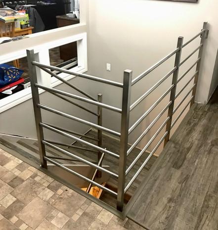 Stainless Steel Stair Rail