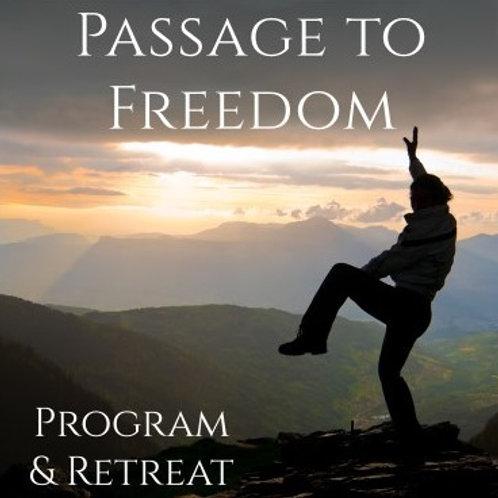 Passage to Freedom 6 Month Program