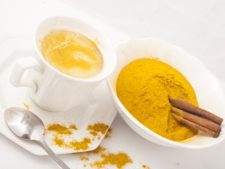 Golden Milk to Reduce Inflammation and Insomnia