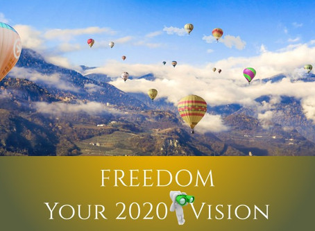 Freedom Dialogue - Awaken Your 2020 Vision