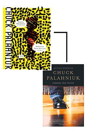 Stranger Than Fiction: True Stories by Chuck Palahniuk