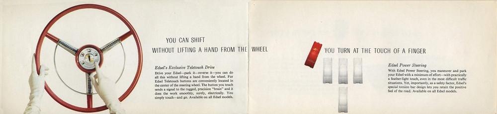 A 1959 Edsel.