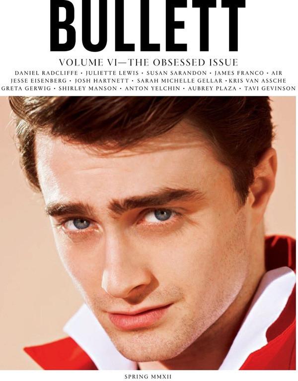 Bullett Magazine spring 2012
