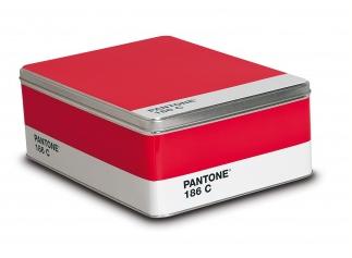Red Pantone Tin