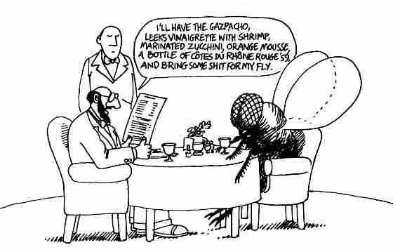 Kliban's cartoon
