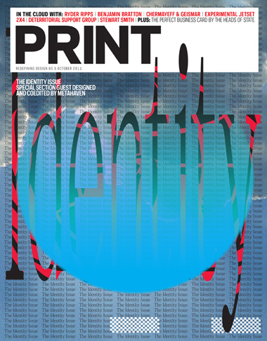 Print's October 2011 Issue