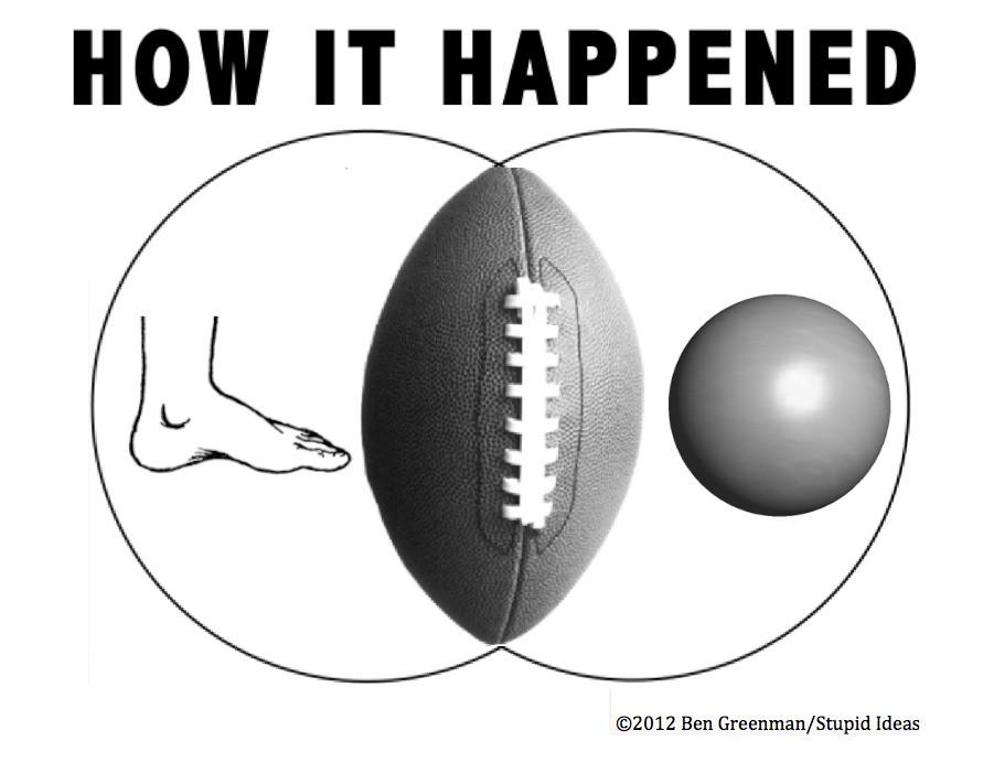 Ben Greenman's how it happened