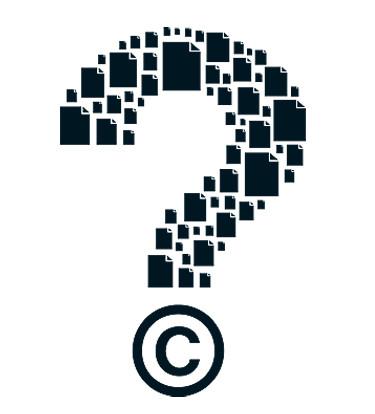 Copyrights mark