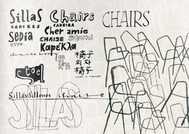 Javier Mariscal - chairs