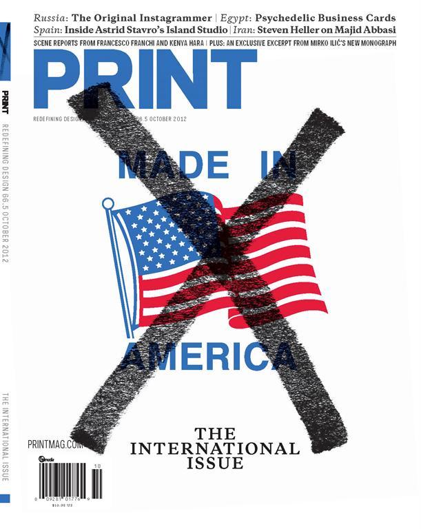 Print Magazine October 2012