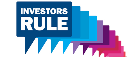 """Charles Schwab's """"Investors Rule"""" campaign"""
