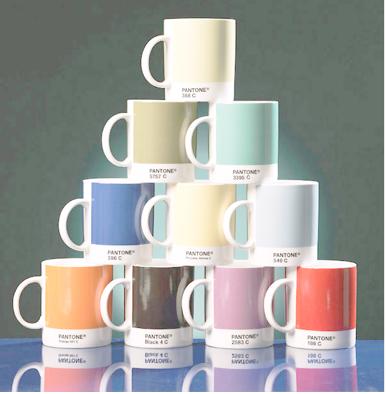 Pantone's mugs