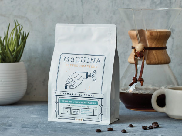Máquina Coffee Roasters