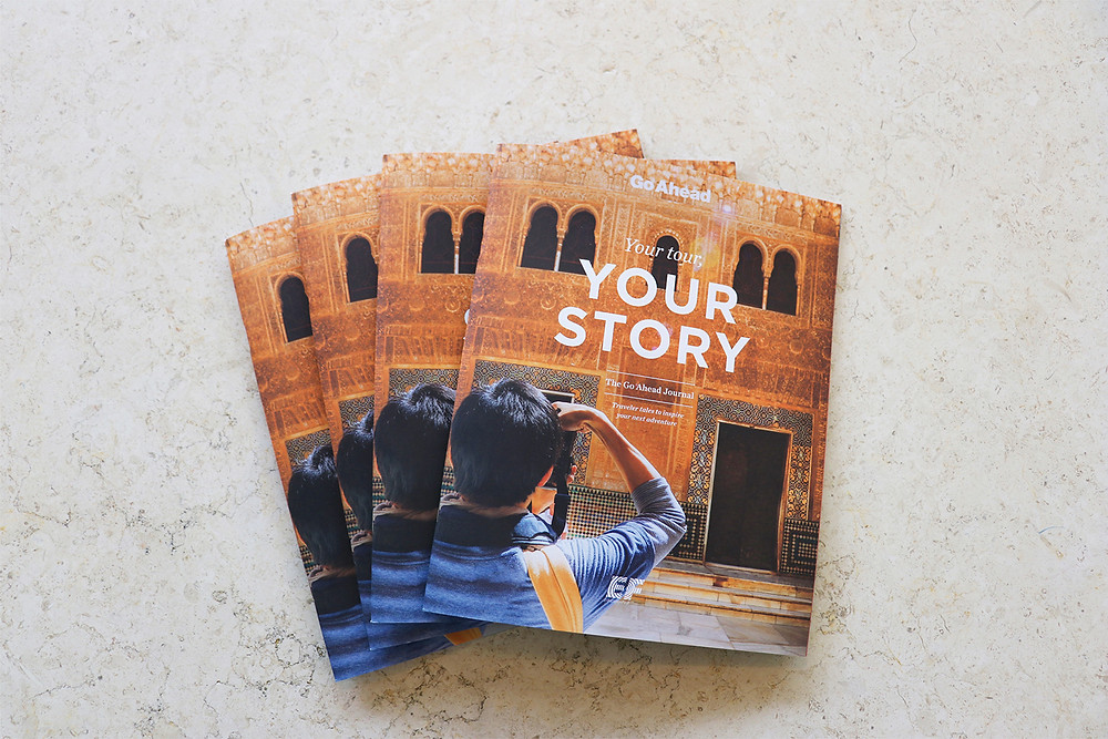 Your Tour, Your Story: The Go Ahead Journal