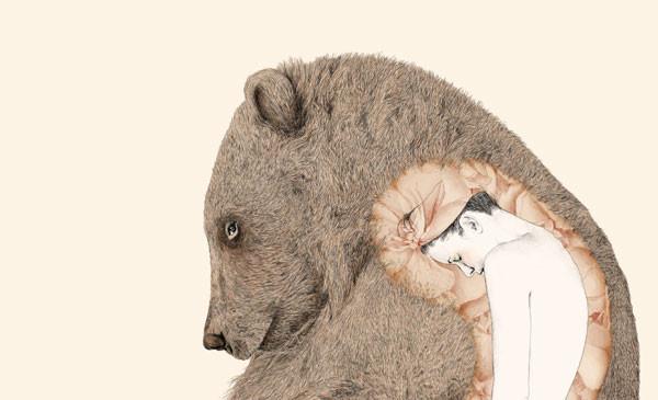 No sense bear
