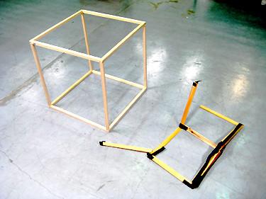 Gluekit wooden frames