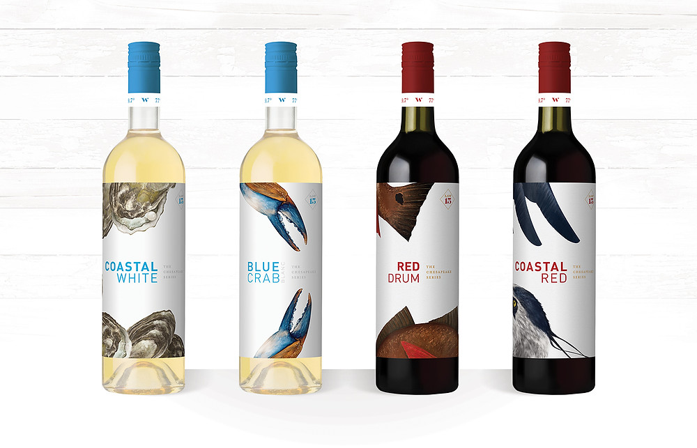 Chesapeake Series Packaging