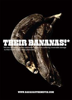Their bananas postcard