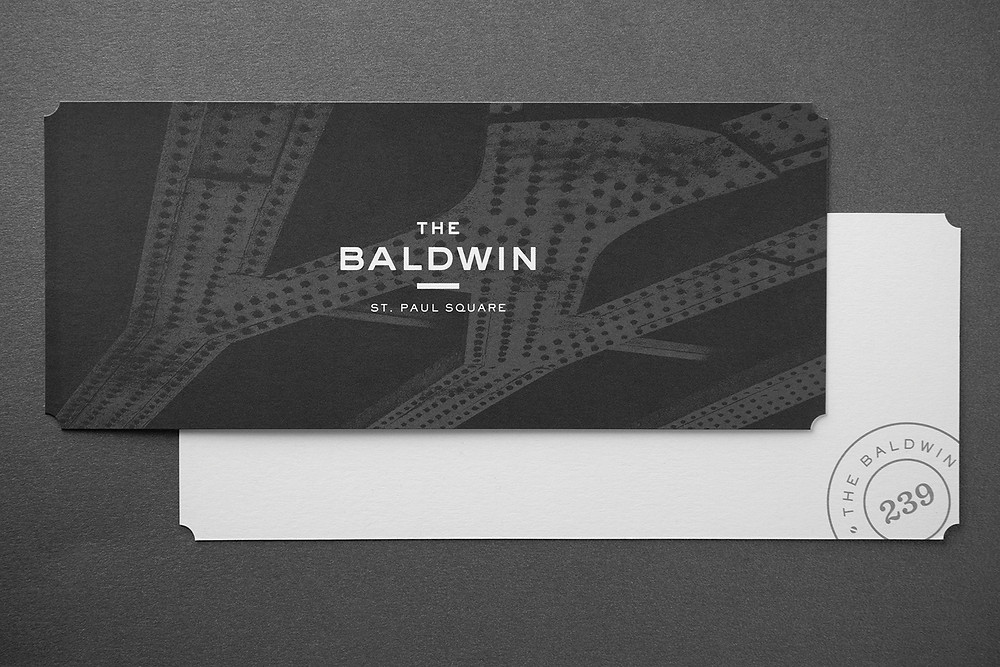 The Baldwin Stationery Package
