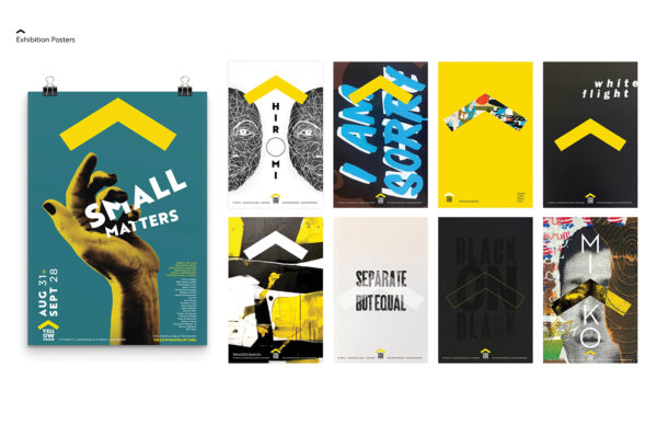Yellow House Brand Identity