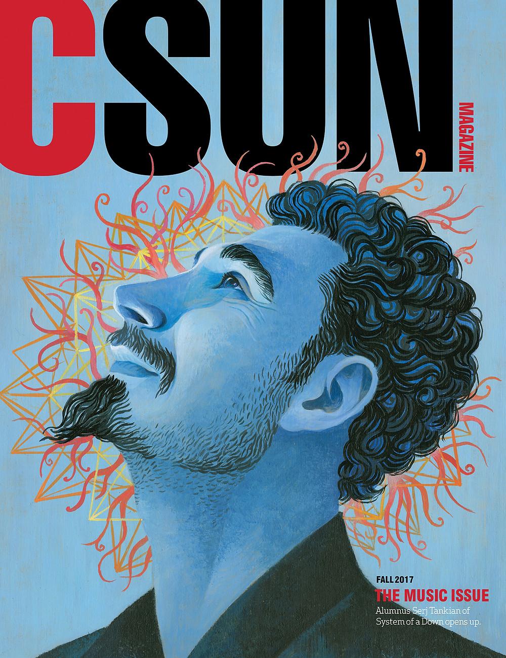 "CSUN,""The Music Issue"""