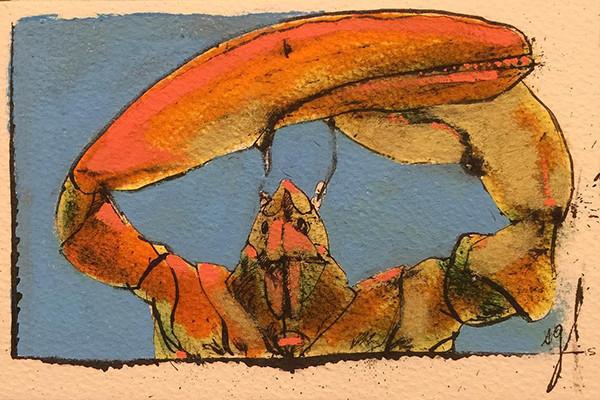 Gandell lobster