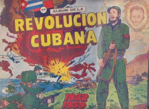 Album de la revolucion cubana