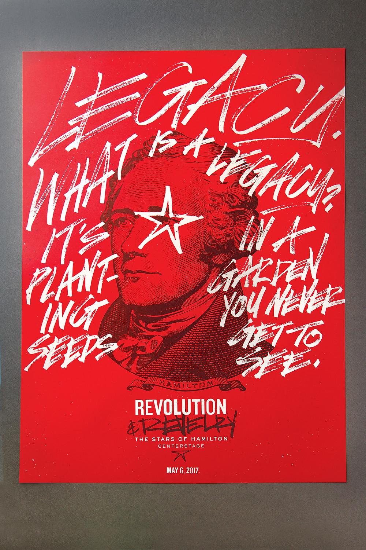 Revolution & Revelry Branding