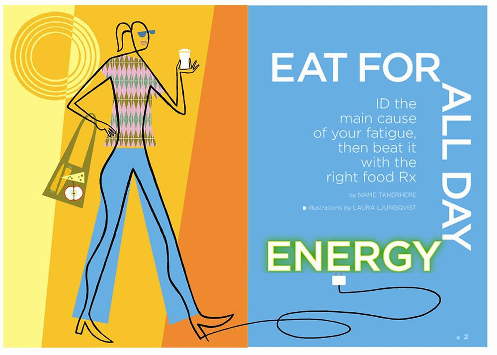 Eat for all day energy