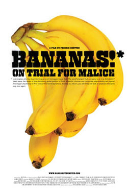 Bananas on trial for malice