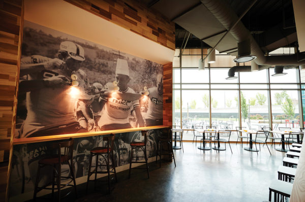 Pastaria Nashville Environmental Design