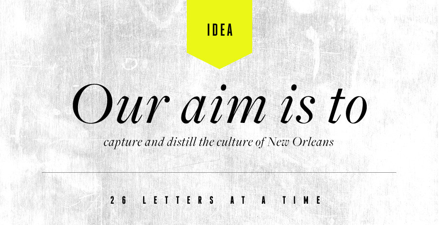 Love Letters From New Orleans by Nessim Higson
