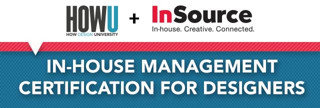 management certification for designers
