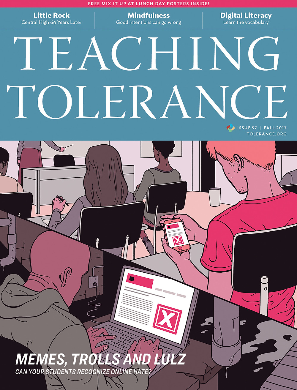 Teaching Tolerance Issue 57