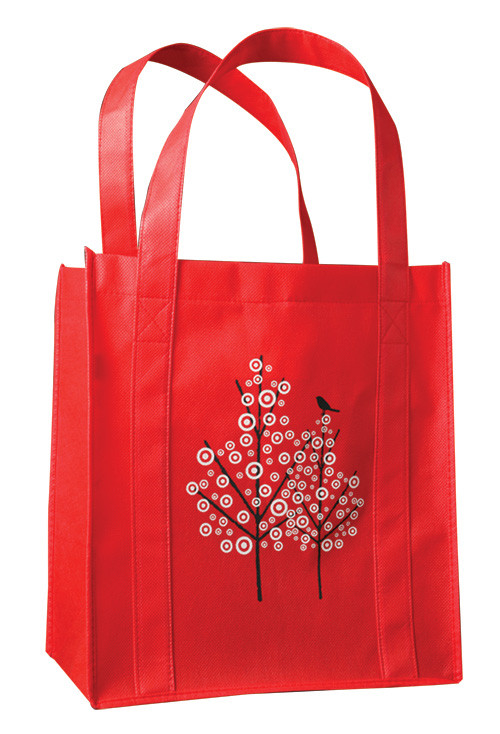 The two-man shop reusable shopping bag