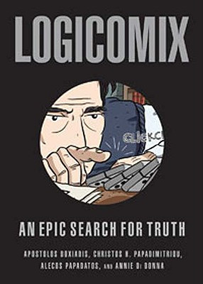 Cover of Logicomix: An Epic Search for Truth
